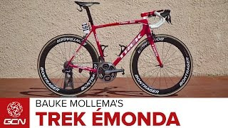 Bauke Mollema's Trek Émonda