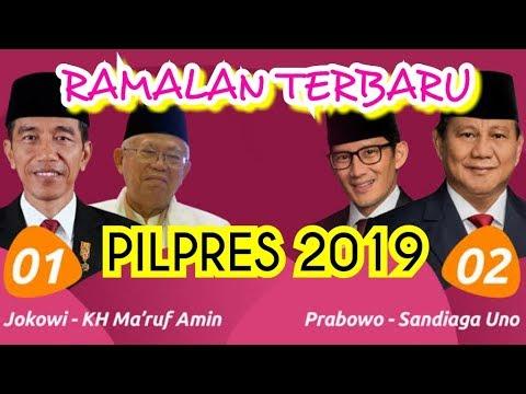 RAMALAN TERBARU PEMENANG PILPRES 2019