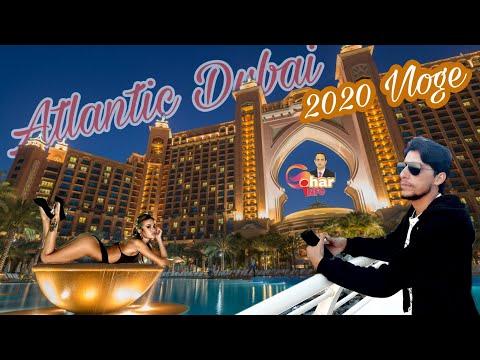 Atlantis Hotel – Palm Jumeirah Dubai sunset FHD  4K #goharinfo #expo2020