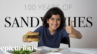 kids try 100 years of