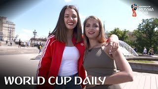 world cup daily - matchday 4