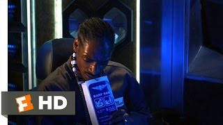 Soul Plane (11/12) Movie CLIP - Afraid of Heights (2004) HD