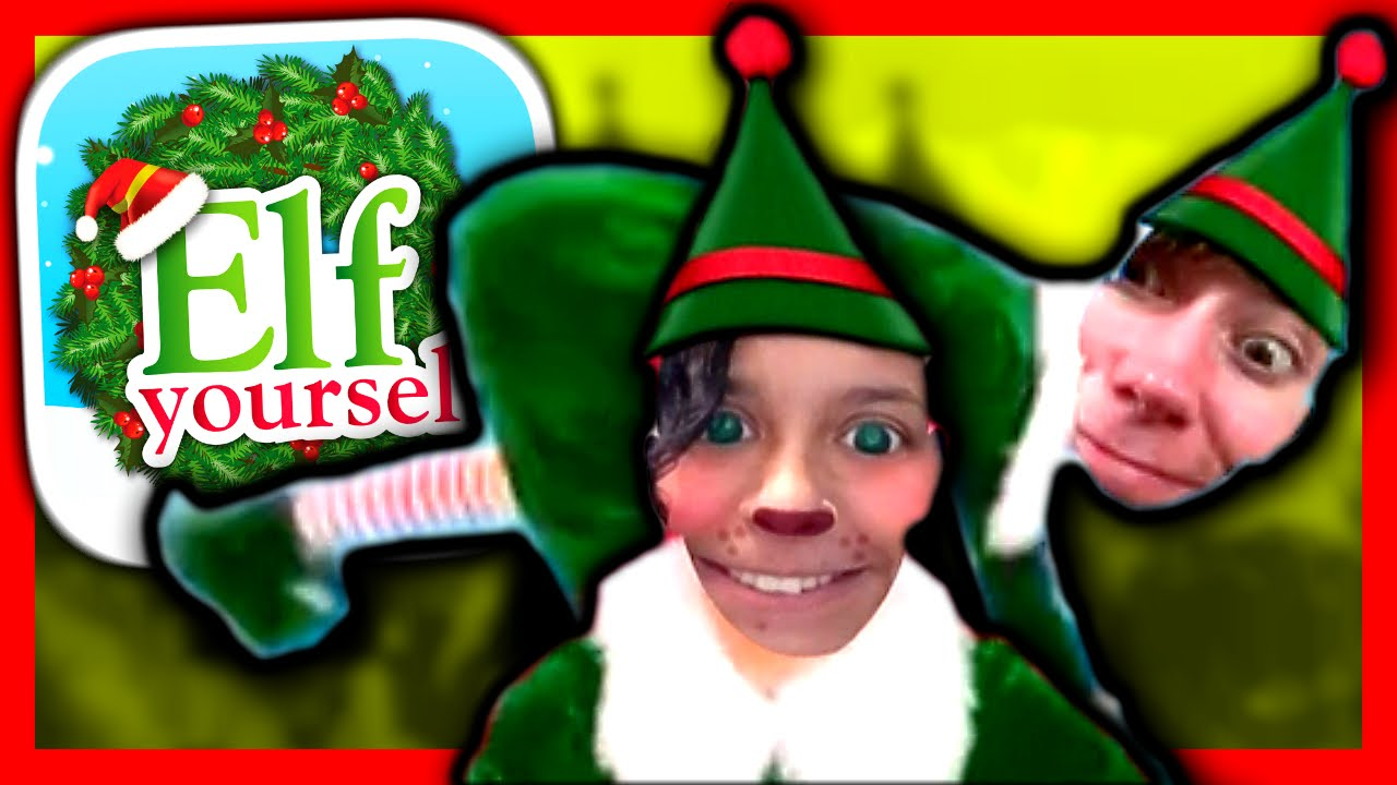 free elf video yourself