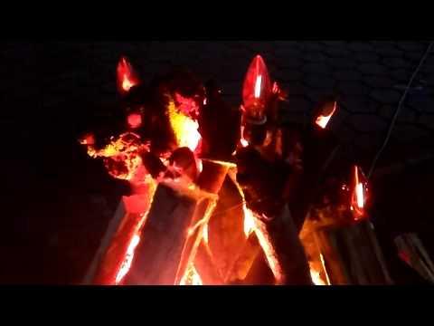 Api Unggun Buatan