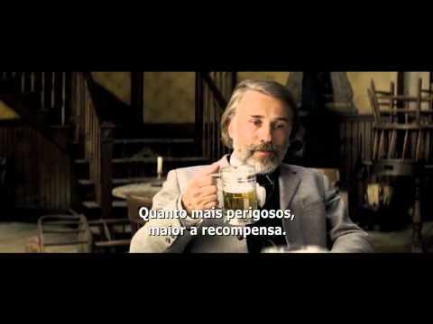 Django Livre (Django Enchained) - Trailer LEGENDADO