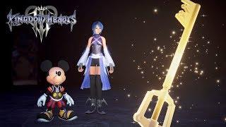 Kingdom Hearts III | «Празднование 90-летия Микки Мауса» трейлер