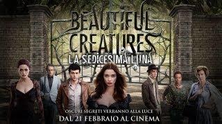 Beautiful Creatures - La sedicesima luna Nuovo Trailer Italiano Ufficiale [HD]