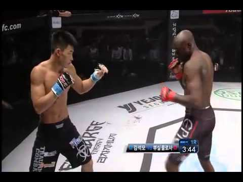 ROAD FC 009 : 2nd Vuyisile Colossa VS Kim Seok-mo