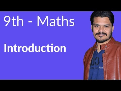 9th Class Maths,Full Book,Introduction to Mathematics,Science Group