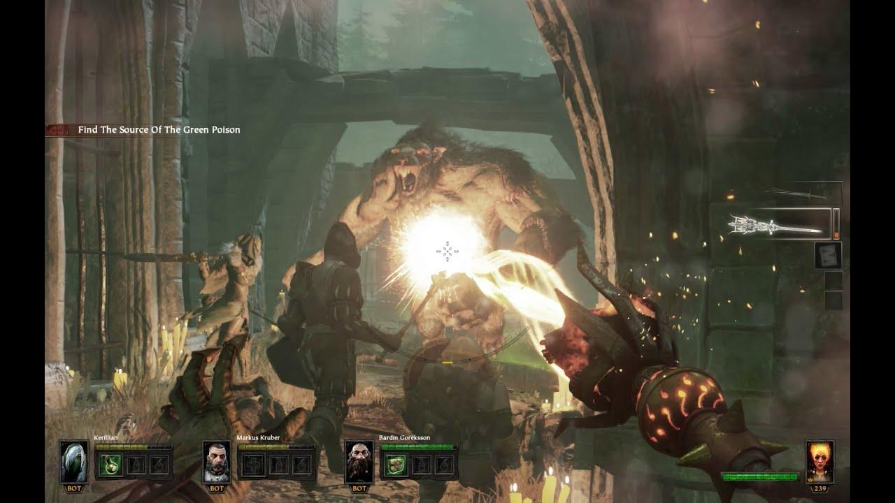 Cataclysm Solo Garden of Morr 3 Tomes 1 Grim (Bright Wizard ...