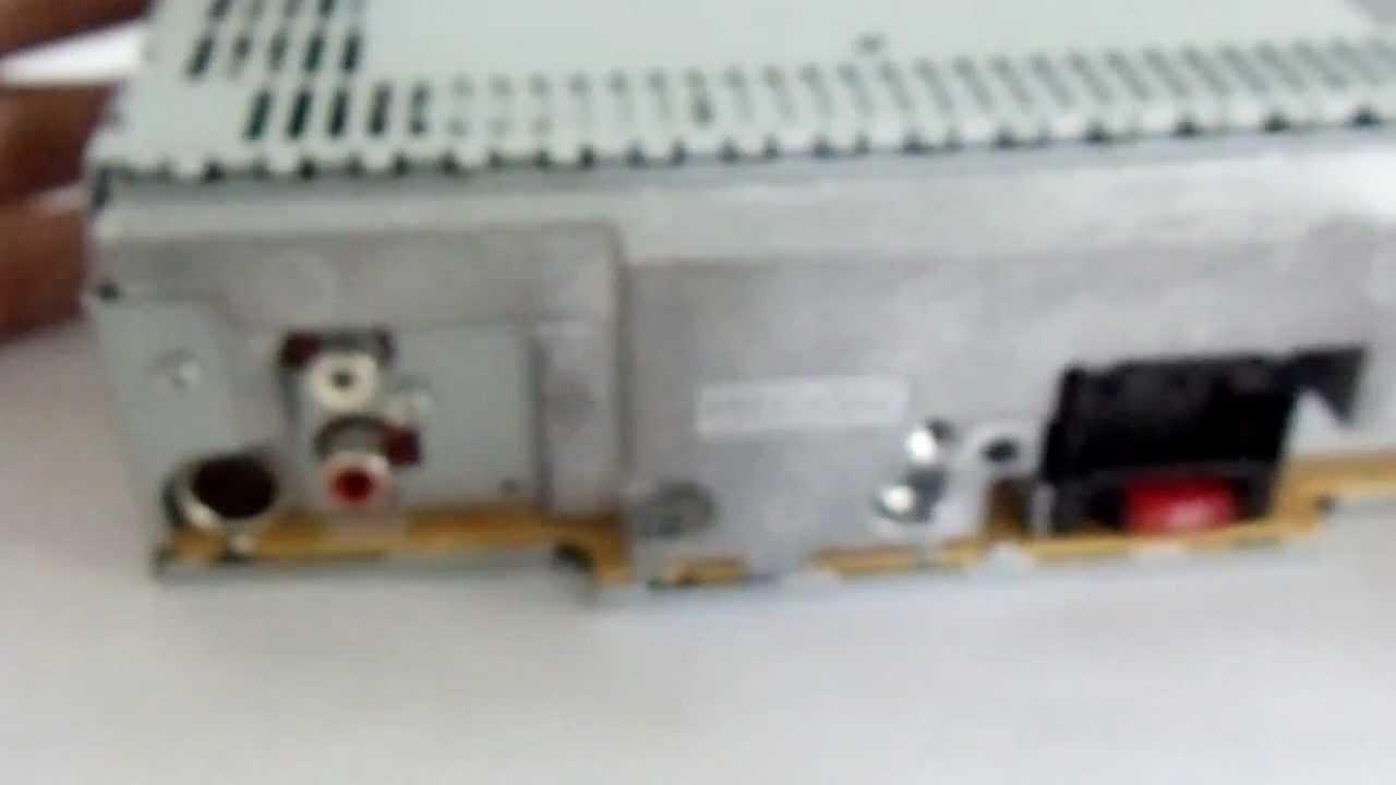 Pioneer Deh 1200mp Youtube Wiring Diagram