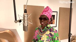 Angelique Kidjo reprend Gimmy Shelter des Rolling Stones - Rolling Stone's In My Room session