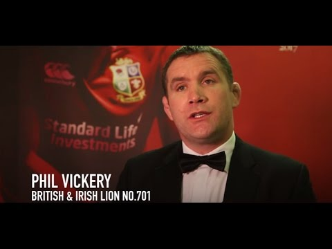 LionsWatch: Phil Vickery on his Lions squad | The British & Irish Lions