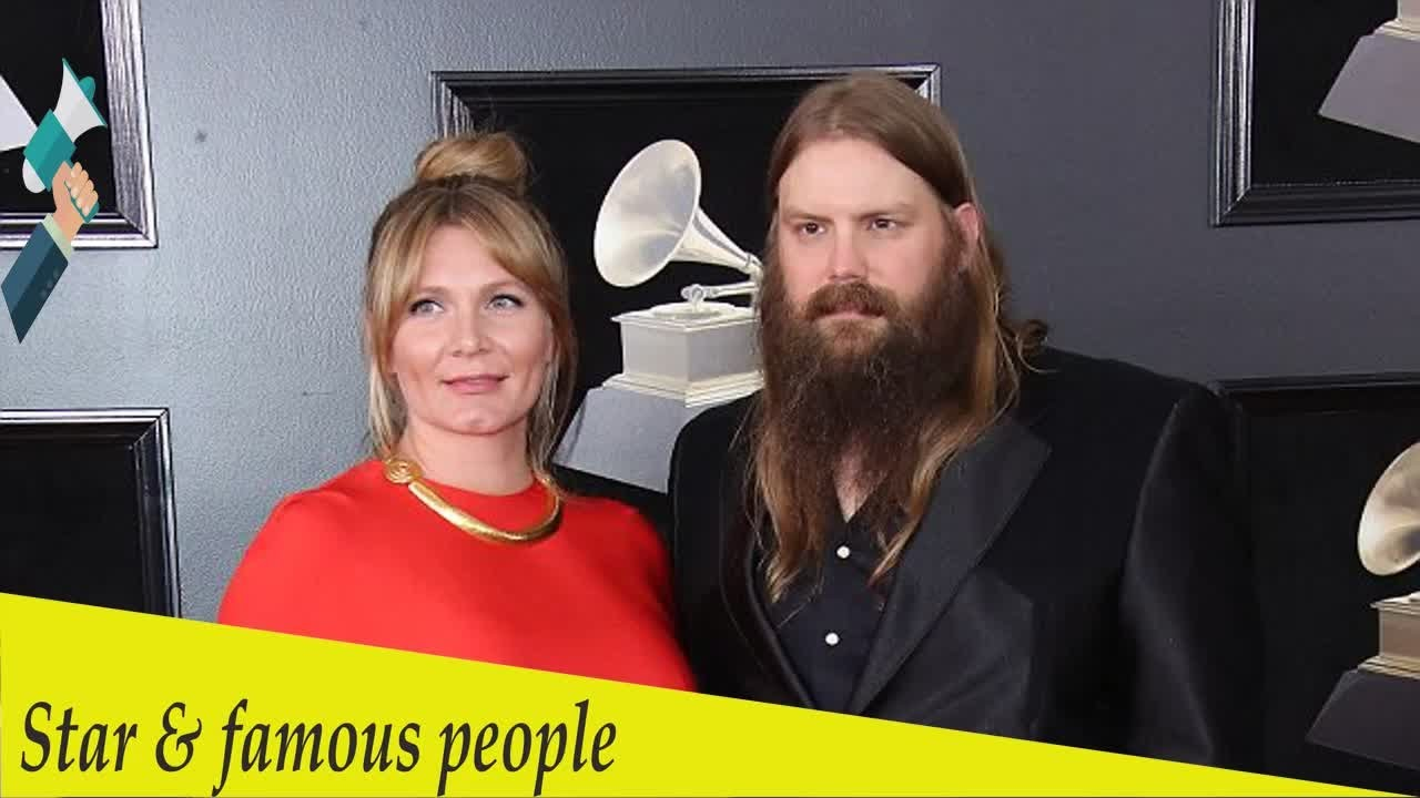 Chris Stapleton And Wife Morgane Welcome Twin Boys Youtube
