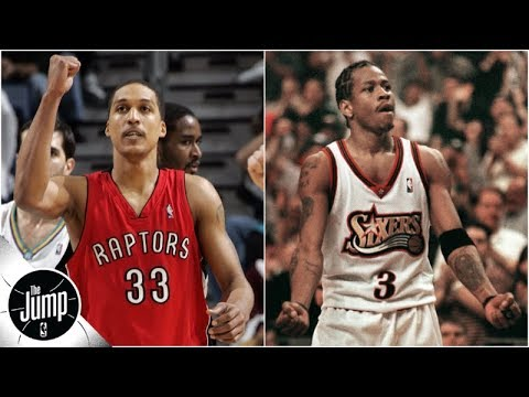 The 3 Most Athletic Rebounds In NBA History | The Jump