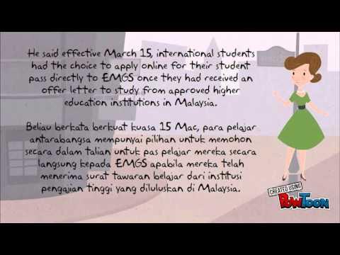 Terjemahan Teks Bi Bm Isu Pendidikan Youtube