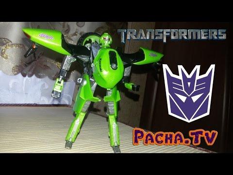 Игрушка Робот-трансформер «Kawasaki»  из серии RoadBot