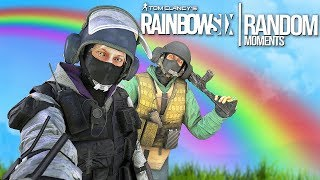 Rainbow Six Siege - Random Moments: #24 (Funny Moments Compilation)
