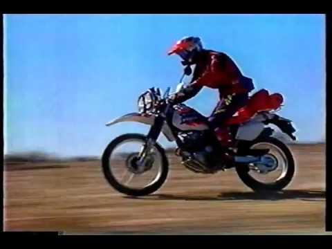 1995 XR250 TV Commerciel HONDA Motorcycle