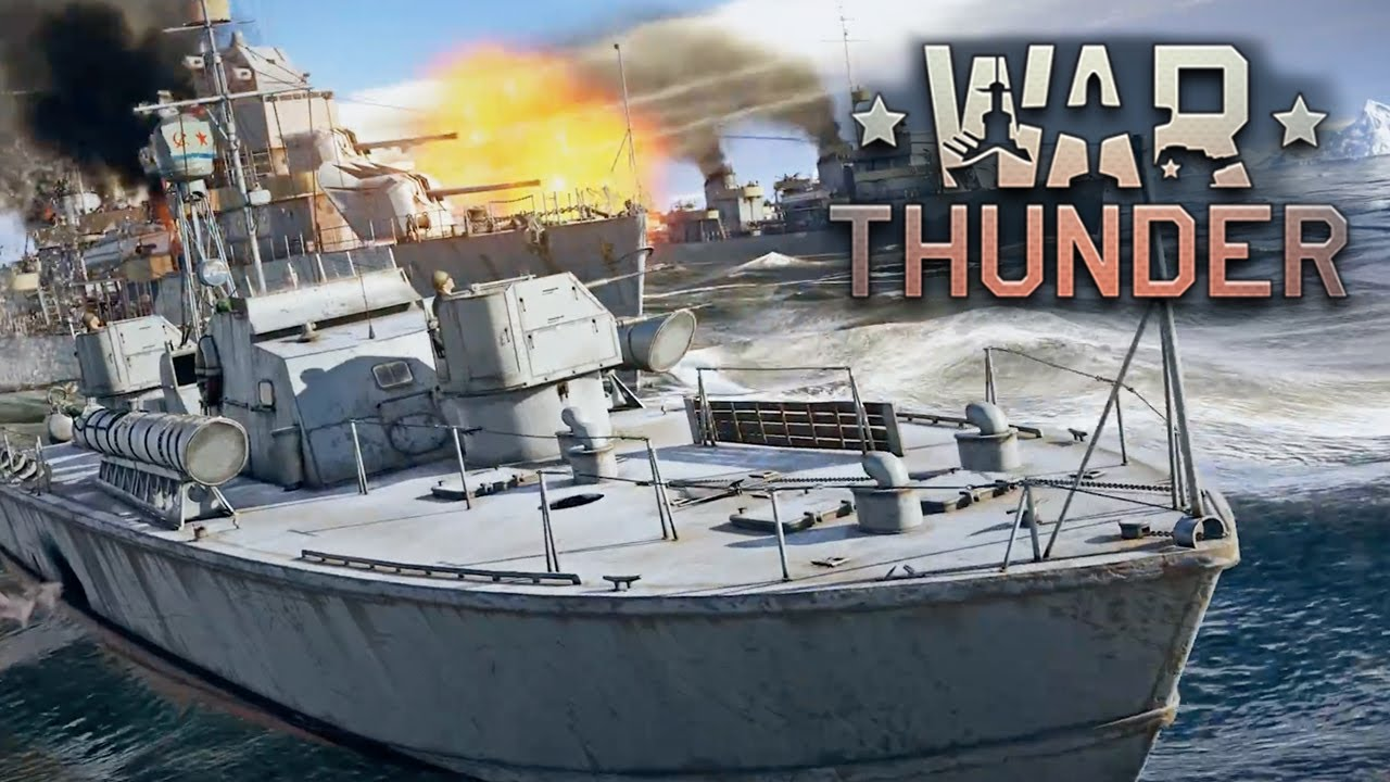 War Thunder: Fleet CBT Trailer