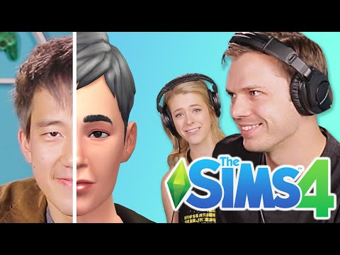 Andrew Makes Steven In The Sims 4 ft.