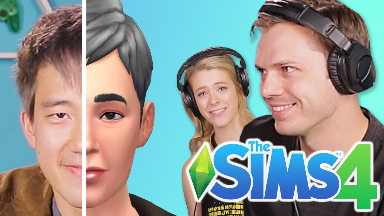 "Andrew Makes Steven In The Sims 4 ft. ""The Worth It Guys"""