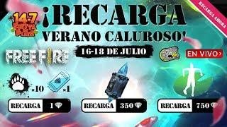 🔴 Nueva Granada y Emote Wiggle - Free Fire - Día de Patros!!