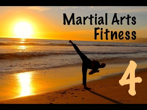 Martial Arts Workout - Kung Fu Fitness Santa Monica, California