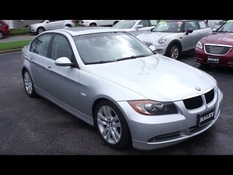 Bmw 328I 2008 >> Sold 2008 Bmw 328i Sport Walkaround Start Up Tour And Overview