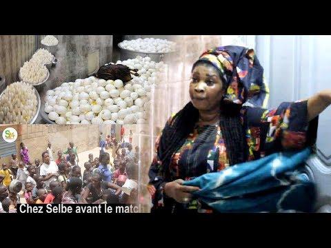 Selbé Ndom révèle la personne qui lui a donné l'argent pour faire l'offrande des 350 tablettes d'oeuf