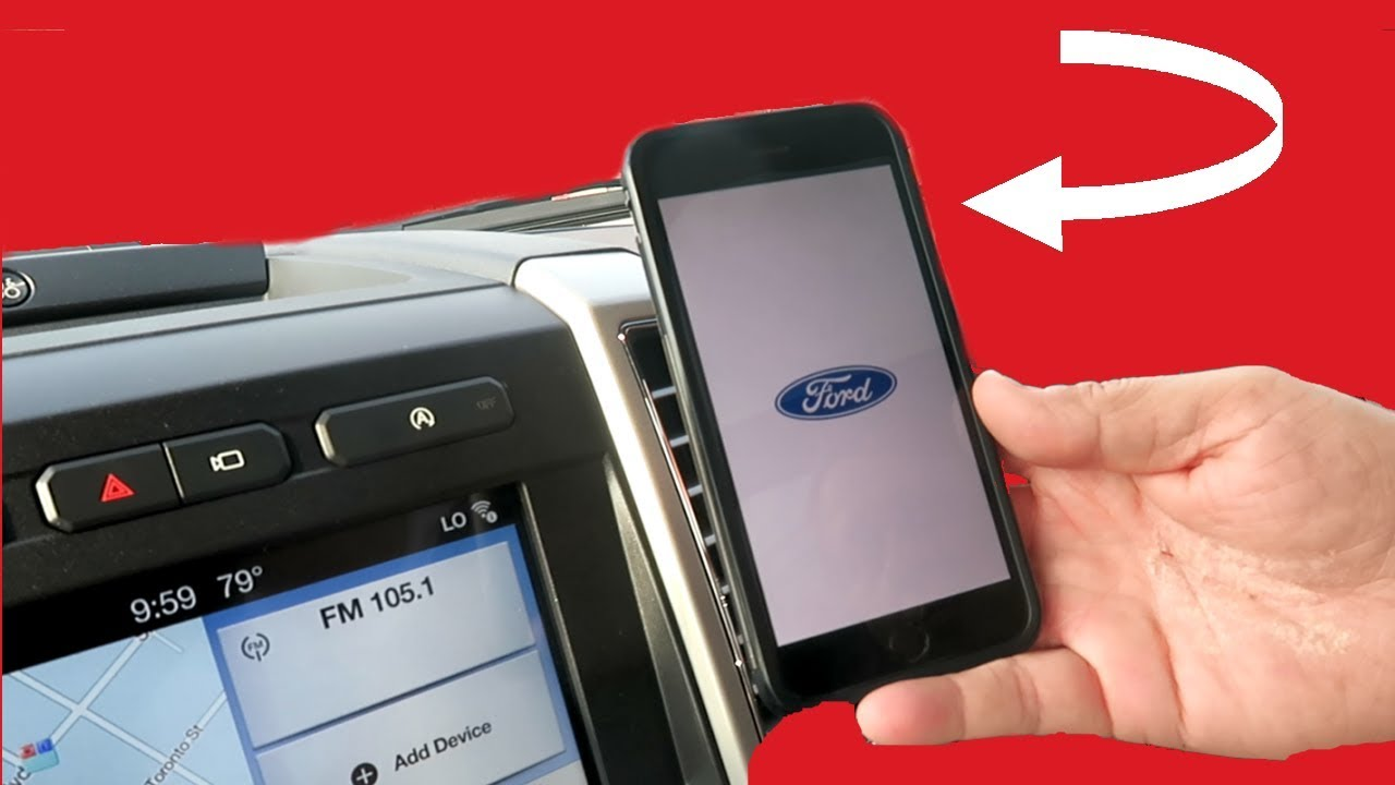 Wifi For 10 And Remotely Start The 2018 Ford F 150 King Ranch With