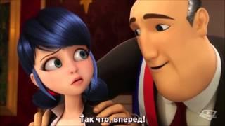 ЛедиБаг и Супер-Кот / Miraculous Ladybug 21 эпизод ч.1 - Цифровик / Numéric (русские субтитры)
