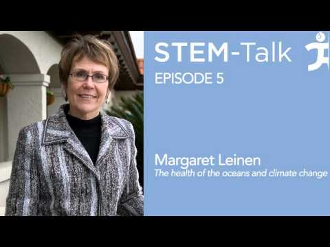 Episode 5  Margaret Leinen discusses health of the oceans