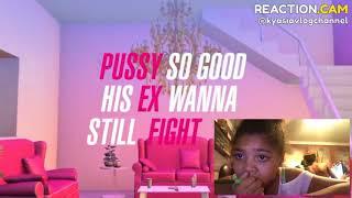 Nicki Minaj - Barbie Tingz (Lyric Video) – REACTION.CAM