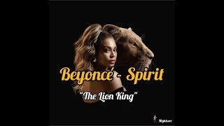 Beyoncé - Spirit (Lyrics) (From Disney's the