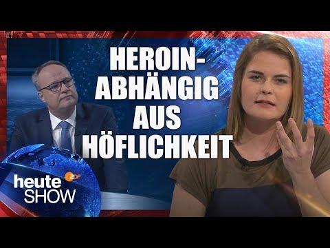 Hazel Brugger über die Rechtspopulisten in der Schweiz | heute-show vom 20.10.2017