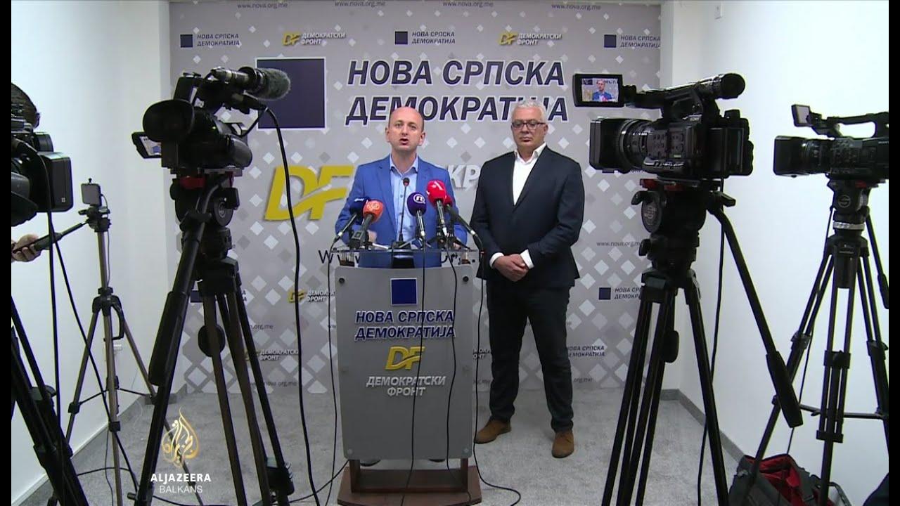 Crna Gora kao traži Marovića, Srbija ga kao ne da