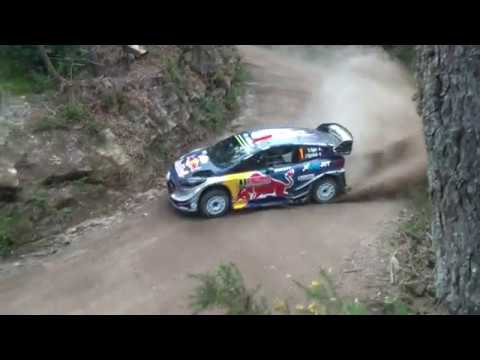 WRC - Vodafone Rally de Portugal 2017 - Viana do Castelo 1