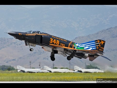 """The  end of the film"" - Greek RF-4E Phantom's last operations"