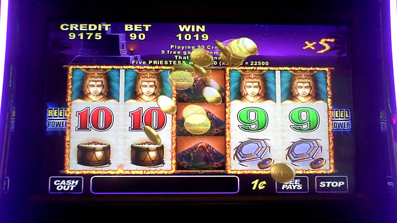 Fire Light Slot Machine Bonus Youtube