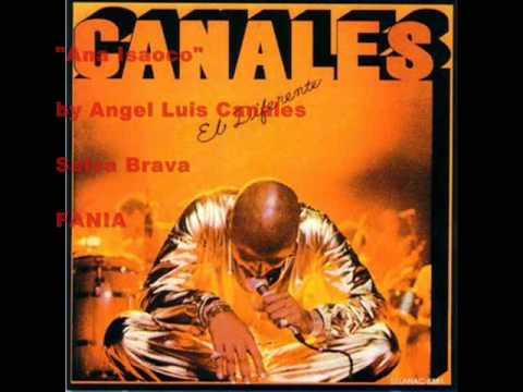 ANA ISAOCO - Angel Canales - SALSA DURA FANIA