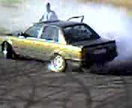 Gusheshe BMW 325i In Township Slang