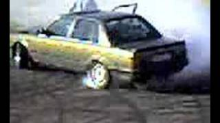 Gusheshe (BMW 325i in township slang)