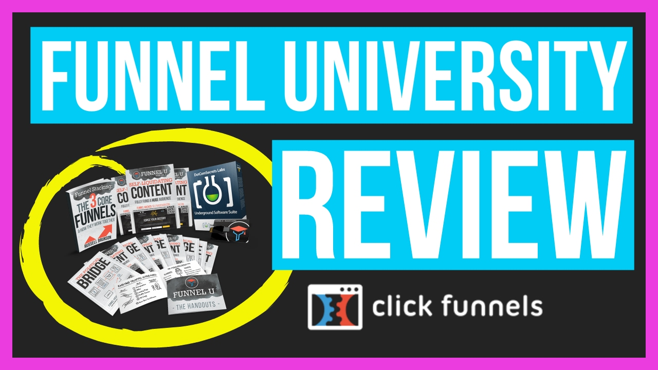 The Main Principles Of Clickfunnels University