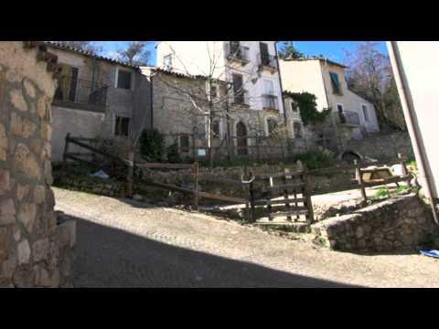 Introdacqua (AQ )-Parte II- Il Borgo Antico, Castello e Torri
