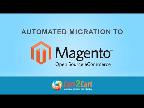 Magento Migration | Automated Cart Migration | Cart2Cart