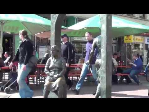 Hamburg Altona - Walking Tour, Germany