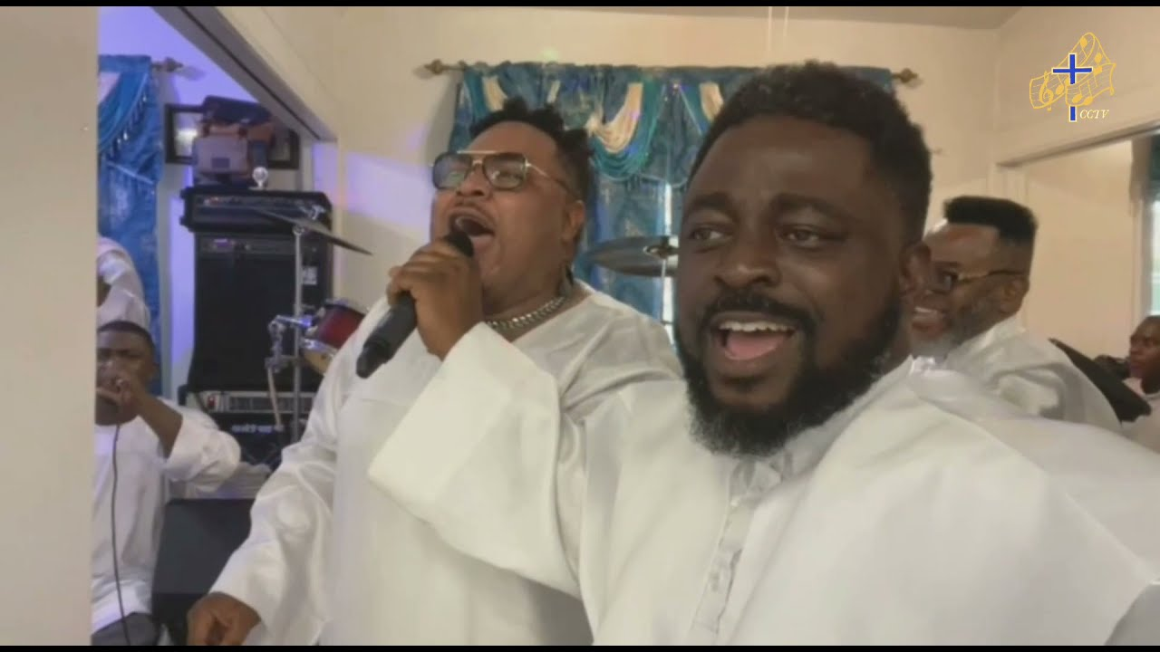 Download Alashe Sammy Jerry Live @ Adult Harvest 2021 CCC Michael Parish Chicago