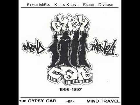 Gypsy Cab - Mind Travel