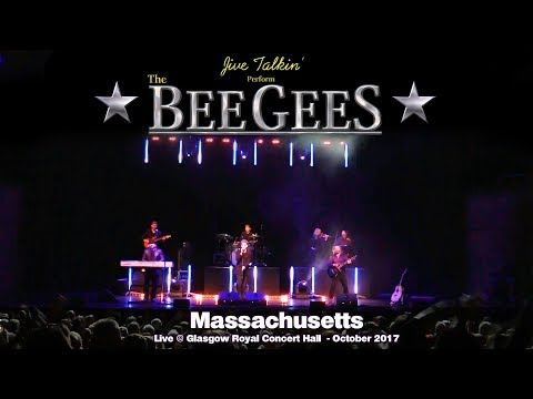 Massachusetts - Bee Gees Tribute Band - Jive Talkin'